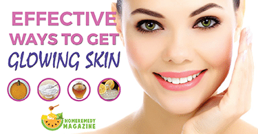 Top 5 Effective Ways To Get Glowing Skin