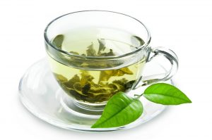 Green tea for blackheads