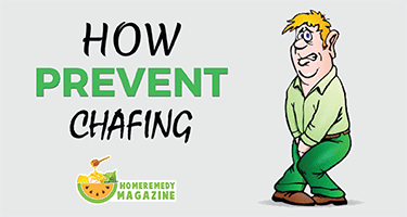 How to prevent chafing