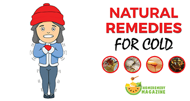 how to get rid of cold naturally